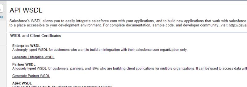 Salesforce Additional Information - Aspire 3 0 (Rowan) - Confluence