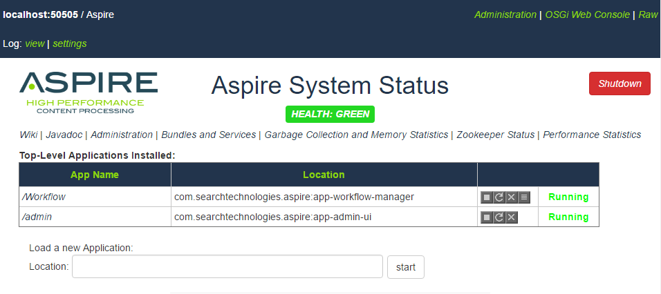 System Health and Debug - Aspire 3 3 (Willow) - Confluence